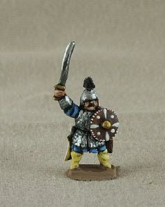 TIMF09 Dismounted Timurid Officer